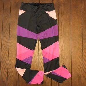 Girl's Justice Colorful Leggings